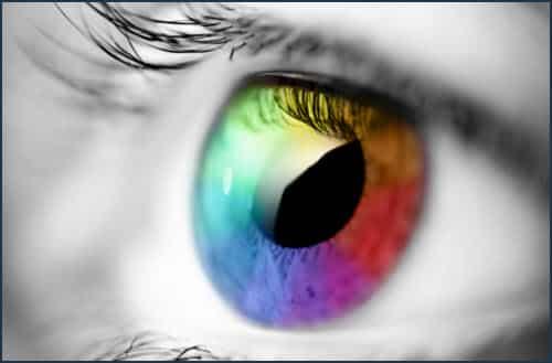 eye visualizing-a gift to mankind
