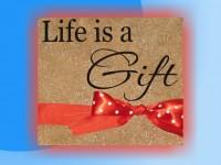 Human life – A very precious gift